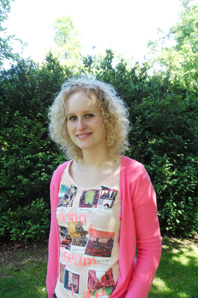 Marloes de Werdt examentraining juni 2014 klein