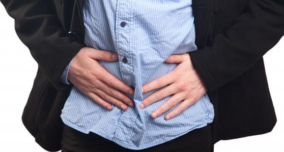 Gerard heeft last van darmproblemen