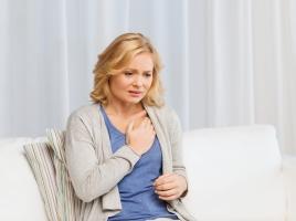 Hartritmestoornissen van Gitte, veroorzaakt door stress