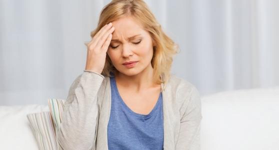 Docente Anita stortte bijna in door migraine